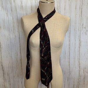 Vintage ZYLOS George Machado Tie